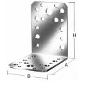 Speciālais Stūra Leņķis 54x67x67x2,5mm