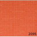 Ruļļu žalūzijas LINS 2095 - oranžkrāsas