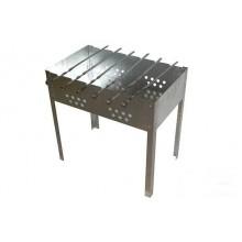 Grils-mangals 50x30x50cm ar 6 Iesmiem 45cm