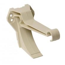 Plastmasas virsējais kāsis - Nicoll 25 (115mm)