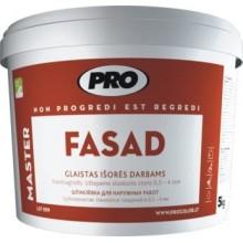 Špakteļmassa  PRO.FASAD