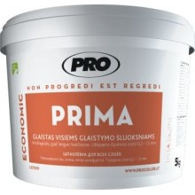 Universālā špakteļmasa PRIMA 15kg