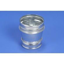 Pāreja bez blīvējuma  D(1000-560)-(1250-630)mm ventilācijas fasondaļām