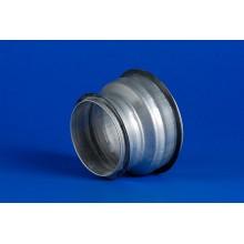 Pāreja ar blīvējumu D.(1000-800)-(1250-1000)mm ventilācijas fasondaļām