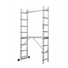 Kāpnes alumīnija sastatnes ECO 2x8