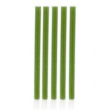 Līmes stobriņi d.11,2mm, 180mm / 5gab zaļas