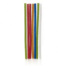 Līmes stobriņi d.7,2mm, 180mm / 7gab dažādas krāsas