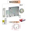 Slēdzene Pieliekamā MADONA-T
