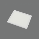 16W Iebūvējamais kvadrāts LED panelis SPLIT