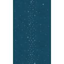 Tapetes Brilliant Star Light 9109 Night Blue