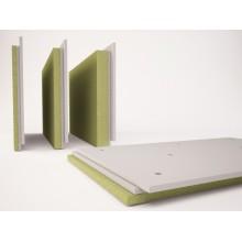 AcousticGyps Basic 40 panelis