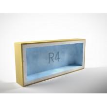 AcousticGyps Box R4 zemrozešu kaste