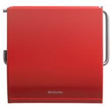 Tualetes papīra turētājs Brabantia Passion Red