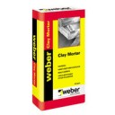 Weber Clay Mortar 400C 25kg