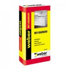 Weber Mūrjava M 100/600 25kg