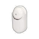01/B/BI WHITE  STANDARD Durvju zvans 230V,skaļuma reg, BALTS