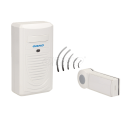 OR-DB-KH-123 Wireless doorbell DISKO AC, 230V with learning system