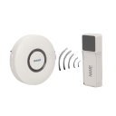 OR-DB-FX-130 TORINO AC wireless doorbell, 230V with learning system